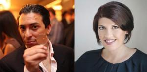 Brian Solis and Stephanie Agresta