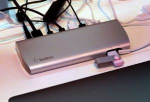 Belkin Express Dock with Thunderbolt 3