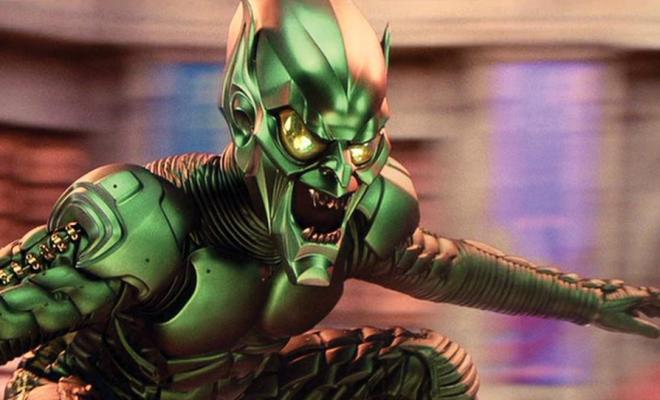 Chris Cooper Green Goblin