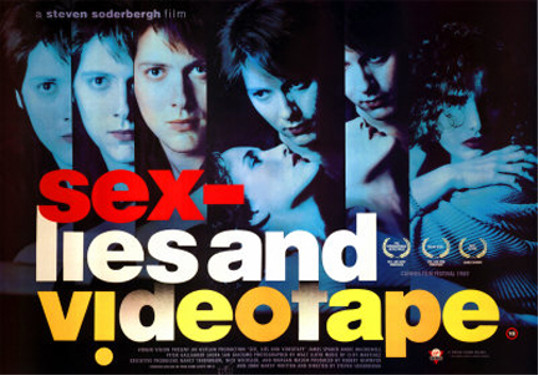 Sex lies and video tape movie