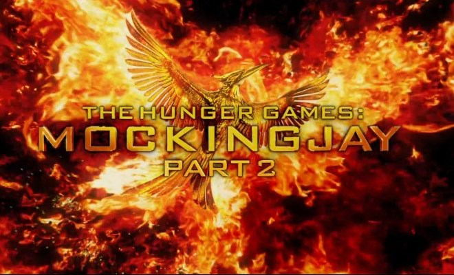 mockingjay part 2 trailer