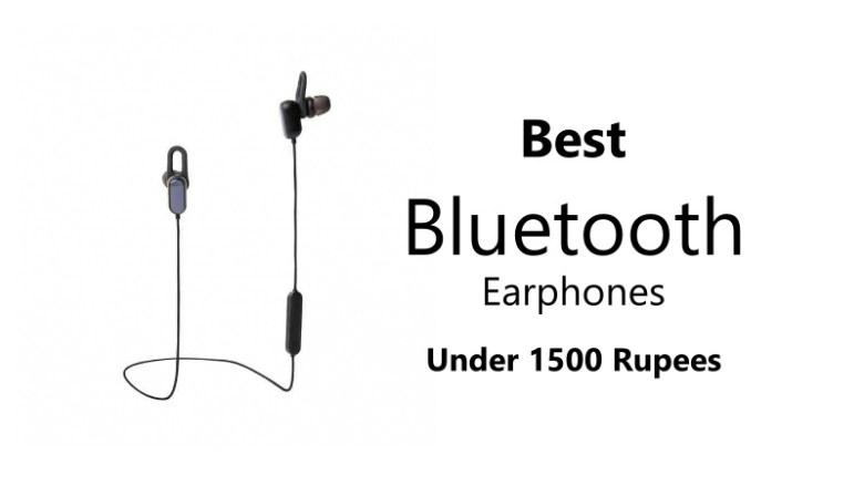 Best Bluetooth Headphones Under 1500 Rupees