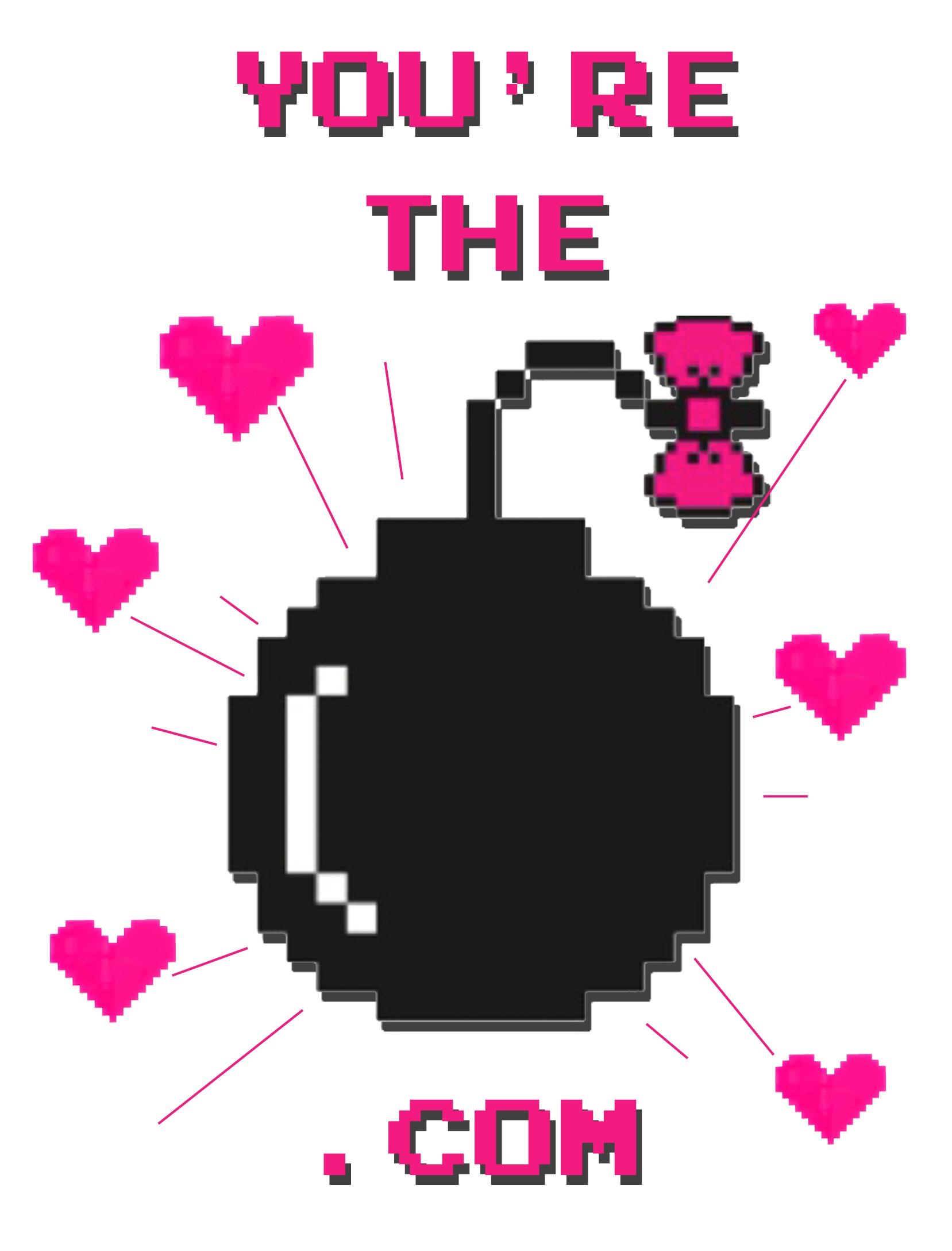 You Re The Dot Com