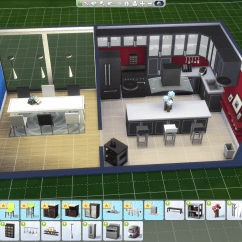 Cool Kitchen Stuff Island Wood 39the Sims 4 39 Review Geek Bomb