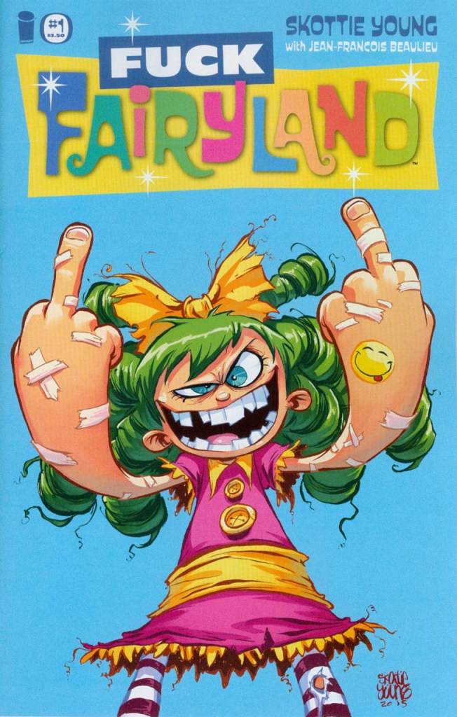 Fuck Fairyland #1