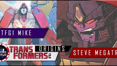 Photo of All Things Transformers – Origins of Steve Megatron and TFG1Mike
