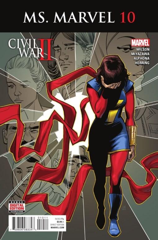 Mis. Marvel 10