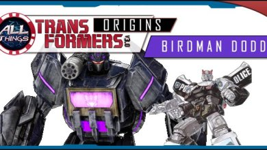 Photo of All Things Transformers – Origins of BirdmanDodd