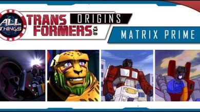 Photo of All Things Transformers – Origins of MatrixPrime