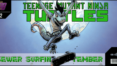 Photo of TPB EP 152 – SEWER SURFIN' SEPTEMBER 2017 – TMNT 67-70 – Desperate Measures