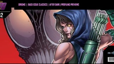 Photo of The Pull Bag – EP 142 – Robyn Hood Volume 2 – Monsters in the Dark