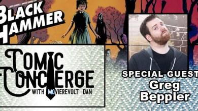 Photo of Comic Concierge: Black Hammer Vol. 2