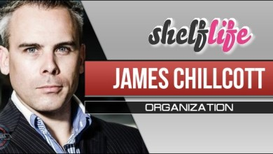 Photo of Interviews – James Chillcott of Shelflife