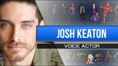 Photo of Interviews – Josh Keaton