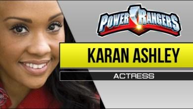 Photo of Interviews – Karan Ashley Yellow Power Ranger