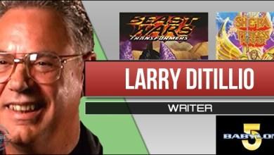 Photo of Interviews – Larry DiTillio