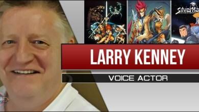 Photo of Interviews – Larry Kenny – Thundercats 2011 Edition!