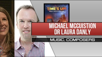 Photo of Interviews – Michael McCuistion and Dr. Laura Danly – Time's Up – Scoring The End of the World!