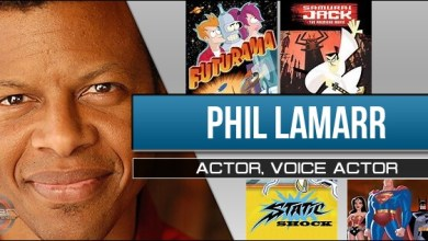 Photo of Interviews – Phil LaMarr
