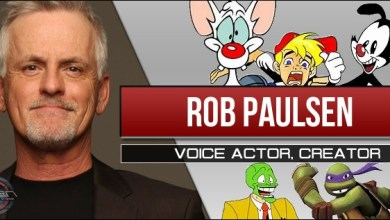 Photo of Interviews – Rob Paulsen – Toon Beyond Edition