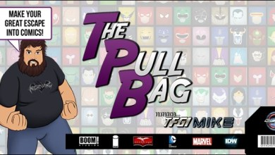 Photo of The Pull Bag – EP 345.5 – The Way of the Comic Book!