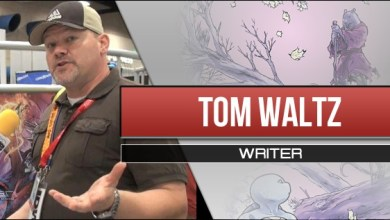 Photo of Interviews – Tom Waltz – Turtle Power!