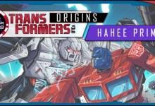 Photo of All Things Transformers – Origins of Ha-Hee Prime