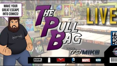Photo of The Pull Bag – EP 306 – FCBD 2018 – LIVE FROM JAY'S COMICS!