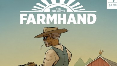 Photo of Preview of Rob Guillory's new series Farmhand #1