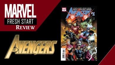 Photo of Marvel Refresh Reviews: Avengers