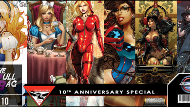 Photo of The Pull Bag – EP 310 – Zenescope Entertainment – 10th Anniversary One Shots