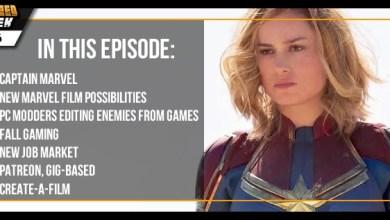 Photo of Marvel's Future Film Idea, Job Market Suckage and Create-A-Film Returns