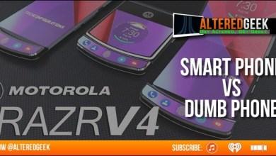 Photo of Dumb Phones vs Smartphones, Media Life & Our Geek Goals