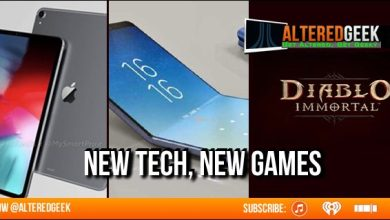 Photo of New iPads, Debating Fold-able Smartphones, Diablo Immortal & App Markets