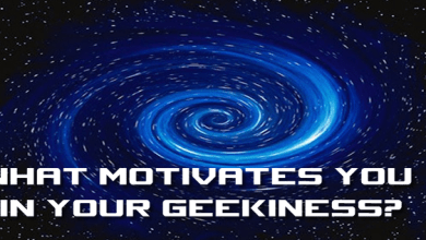 Photo of What Motivates You In Your Geekiness?