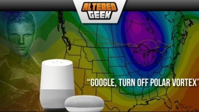 Photo of Altered Geek – 316 – The Polar Vortex Edition