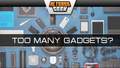 Photo of Altered Geek – 317 – Tech Time Supervision & Old School Gadgets