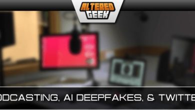Photo of Altered Geek – 326 – Podcasting, AI Deepfake Tech, and Twitter