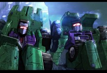 Photo of Comics – IDW Publishing – Transformers Galaxies – Constructicons Tech Specs Online!