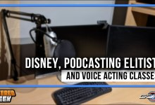 Photo of Altered Geek – 345 – Disney, Podcasting Elitists, and Voice Acting