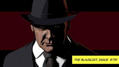 "Photo of NBC's ""The Blacklist"" announces hybrid live action/graphic novel-style animation in season 7 finale episode"
