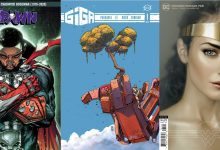 Photo of Best Comic Book Covers of the Week