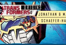 Photo of All Things Transformers – Origins of Jonathan and Maggie Schaefer-Hames
