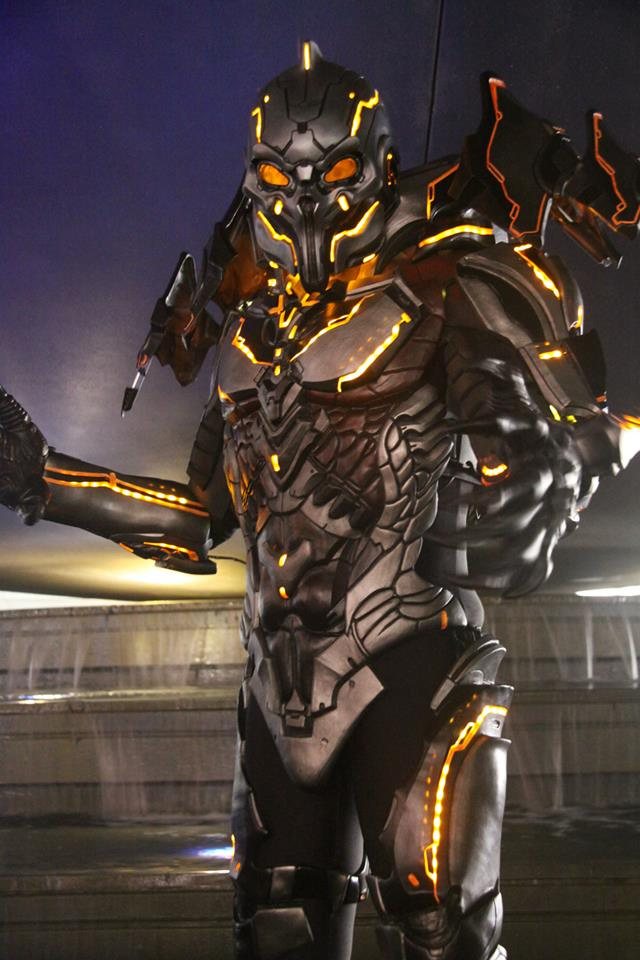 Astounding Halo 4 Didact Cosplay  The GCE