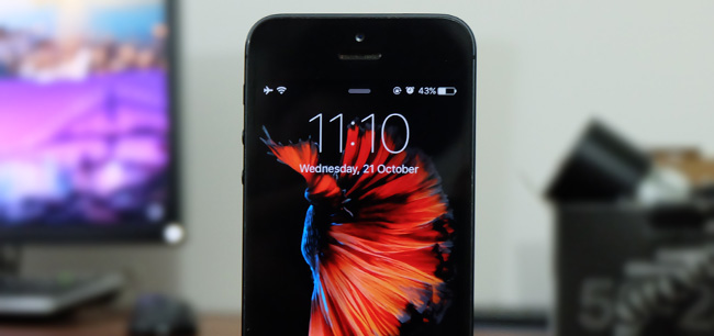 Get iPhone 6s Live Wallpapers On iPhone 6 Or Older Devices
