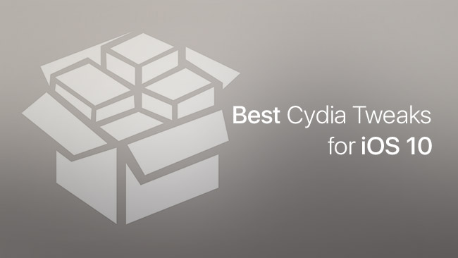 40+ Best New Cydia Tweaks For iOS 10 - 10 2