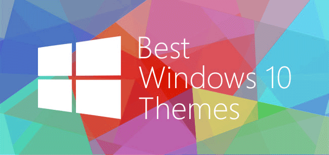16 best windows 10 custom themes 2018 edition
