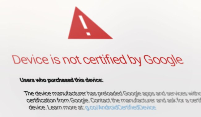 How To Check If Your Android Device Is Certified By Google