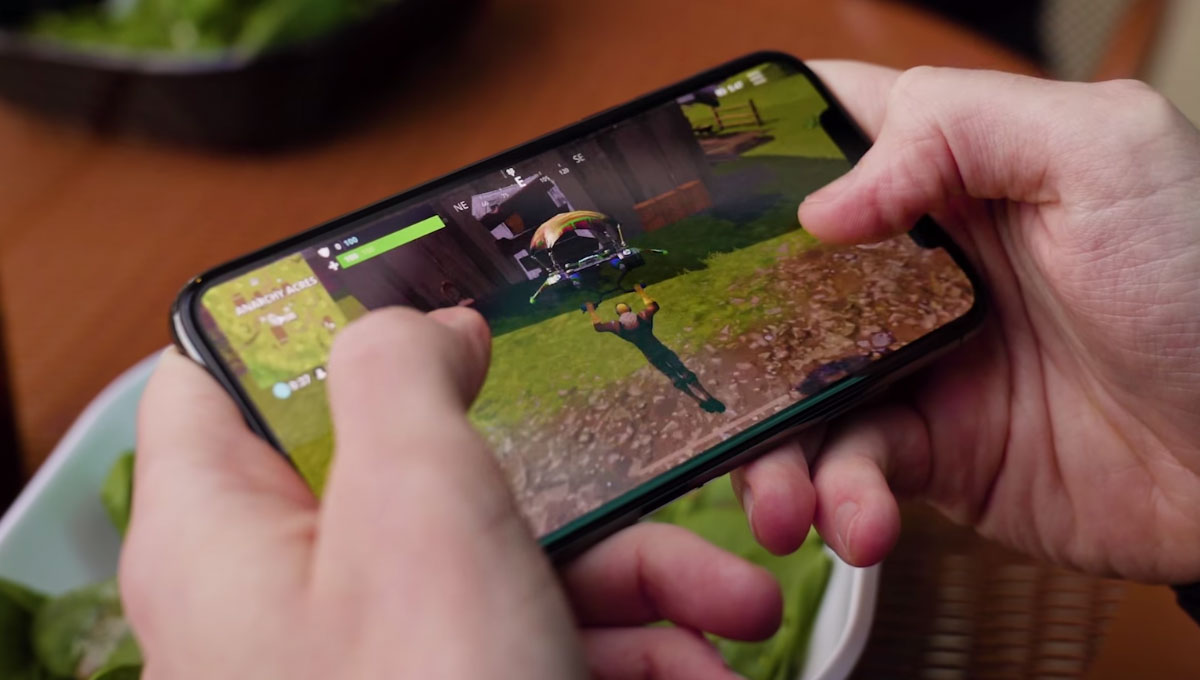 Fortnite Mobile System Requirements For iOS Devices