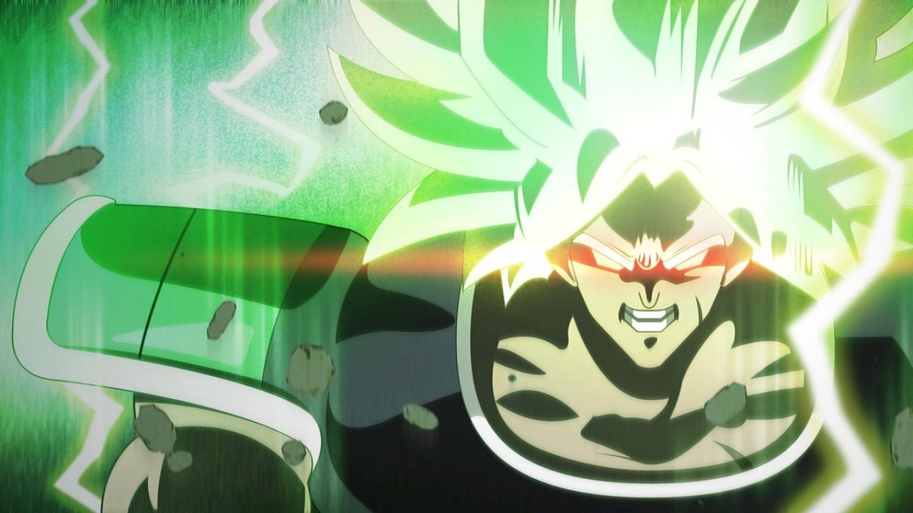 Download This Dragon Ball Super Broly Wallpaper To Get